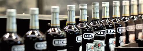 Pernod Ricard favorisé par la justice américaine