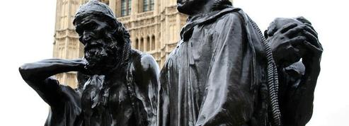 Les Bourgeois de Calais ,la naissance d'une sculpture