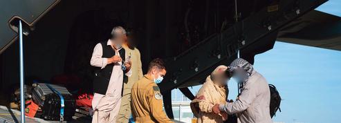 L'asile s'ouvre pour les rescapés afghans