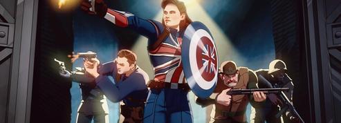 What if…? :les super-héros Marvel passés au shaker sur Disney+