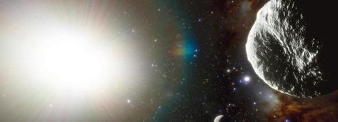 Découverte de l'astéroïde le plus proche du Soleil