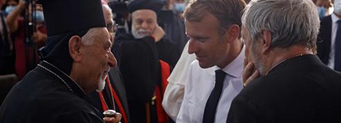 À Mossoul, Emmanuel Macron défend la mosaïque confessionnelle irakienne