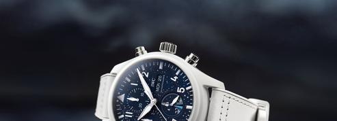 IWC envoie ses montres de pilote en orbite