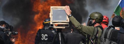 Éric Bouvet:40 ans de photographie, «confronté à l'absurdité»