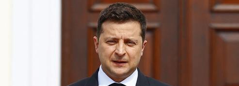 Ukraine: Zelensky veut le soutien deBiden