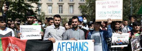 La machine française de l'asile face à la vague des demandeurs afghans