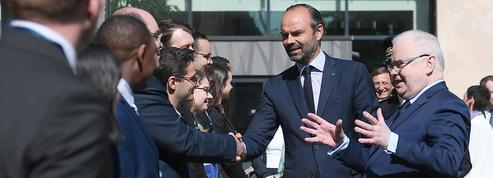 Patrick Gérard quitte ses fonctions de directeur de l'ENA