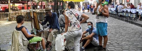 Tourisme: Montmartre baisse ses prix pour attirer les Parisiens