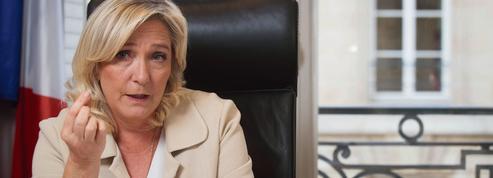 Marine Le Pen: «Je veux nationaliser les autoroutes et privatiser l'audiovisuel public»