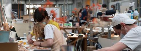 À l'Ensci Les Ateliers, les étudiants apprennent et évoluent selon leurs envies
