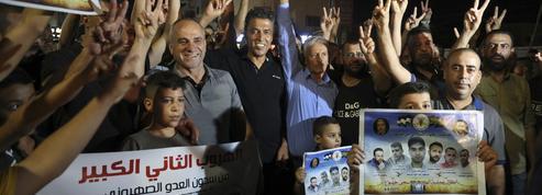 Israël: après l'incroyable évasion de six Palestiniens, la ville de Jénine jubile