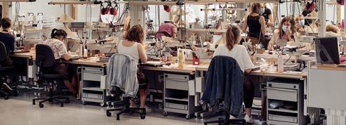 Hermès accélère les ouvertures de maroquineries