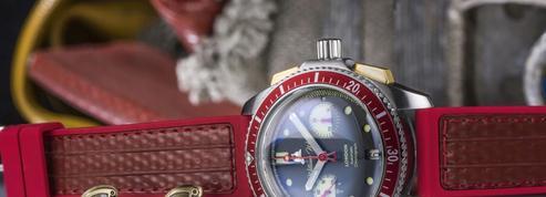 11 septembre 2001: Une montre aux enchères pour les pompiers de New York