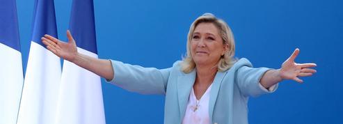 Guillaume Tabard: «Marine Le Pen à la recherche du bon ton face à Macron»