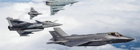 La rapidité, clé des combats aériens futurs