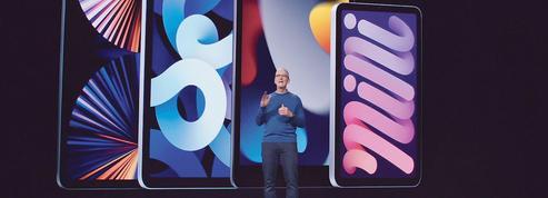 Apple réduit peu à peu sa dépendance aux iPhone