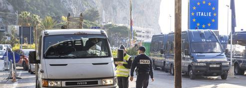À Menton, policiers français et italiens font brigade commune contre les immigrants irréguliers