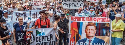 À Khabarovsk la frondeuse, ladésillusion des électeurs russes