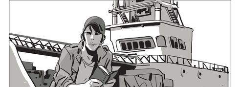 Corto Maltese 2.0 ou l'aventurier d'Hugo Pratt façon manga