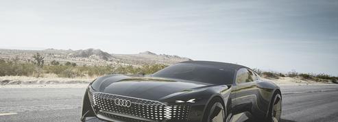 Audi Skysphere concept, une Batmobile douée pour la transformation