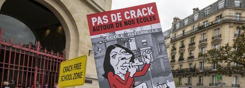«Depuis quinzejours, je ne dors plus»: à Paris, la colère monte autour dessalles de shoot