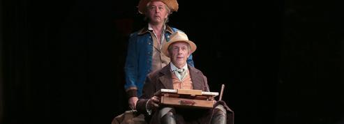 Théâtre: dans Jacques et son maître ,des personnages éternels