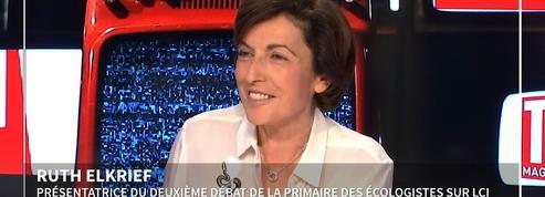 Ruth Elkrief: «La candidature d'Éric Zemmour paraît prévisible»