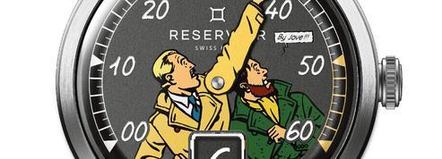 Blake et Mortimer, Michel Vaillant... Ces marques de montres fans de bandes dessinées