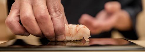Sushi Shunei parmi les meilleurs restaurants japonais de Paris