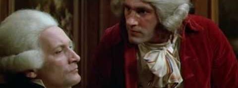 Guillaume Perrault: «Quoi de neuf? Danton et Robespierre!»