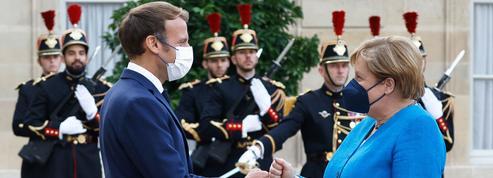Macron en position de force dans le couple franco-allemand