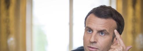 Présidentielle: Macron cherche à retrouver l'élan de 2017