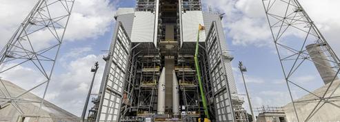 Un nouveau pas de tir ultramoderne pour Ariane 6