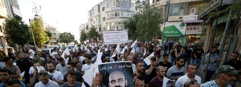 L'Autorité palestinienne en procès après la mort d'un opposant