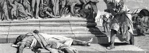 Le dernier tribun ,de Gilles Martin-Chauffier: la guerre des chefs dans la République romaine