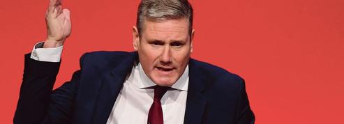 Au Labour, Keir Starmer maintient la ligne centriste