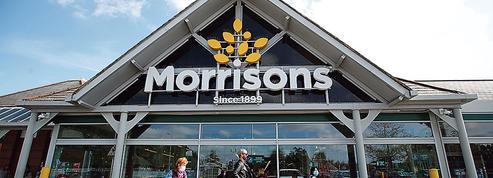 Supermarchés: folles enchères pour le distributeur britannique Morrisons