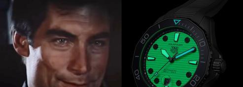 """James Bond: La """"Night Diver"""" de Timothy Dalton dans «Tuer n'est pas jouer» refait surface"""