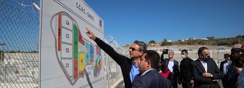 La Grèce se prépare à un nouvel afflux de migrants