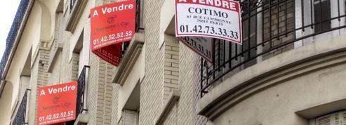 Coup de froid sur les ventes de logements