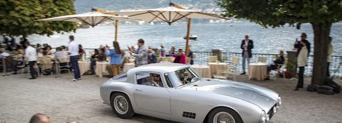 Villa d'Este 2021: Une Ferrari 250 GT primée