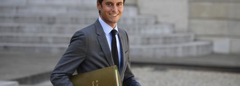 Gabriel Attal va se «mobiliser» pour vanter le bilan écologique d'Emmanuel Macron
