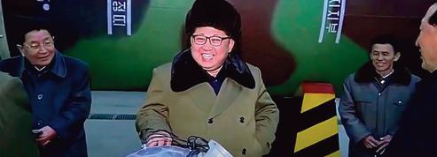 Kim Jong-un fait monter la tension face à l'Amérique