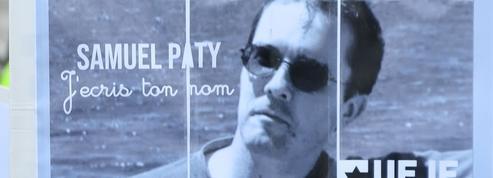 Assassinat de Samuel Paty: un hommage sera rendu dans les établissements scolaires ce vendredi