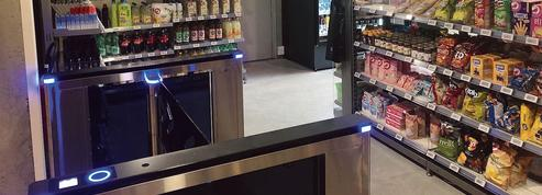 Auchan lance son magasin automatisé sans caisse