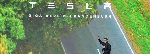 Conseil action – Tesla: Elon Musk espère produire ses premiers véhicules en Allemagne avant la fin de l'année