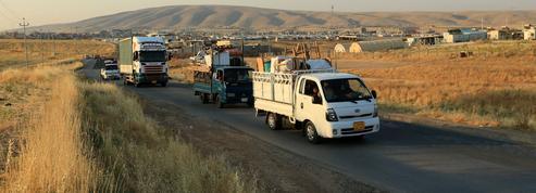 Irak: d'Erbil au Sinjar, le difficile retour des déplacés de la guerre contre Daech