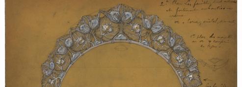 Joaillerie: le dessin de bijou réhabilité grâce à une première exposition