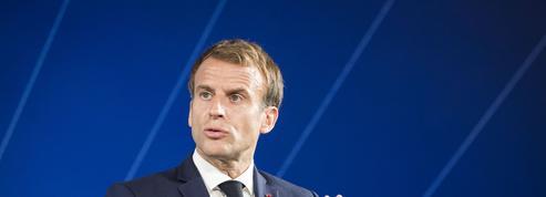Emmanuel Macron se démultiplie sur tous les terrains