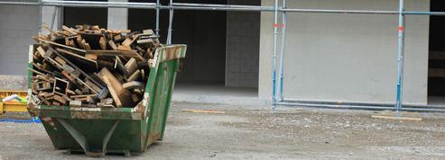 La course au recyclage s'ouvre dans le bâtiment